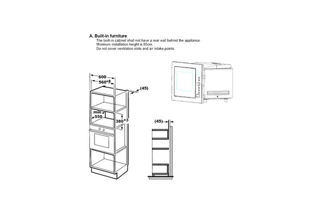j series built in microwave oven diagram