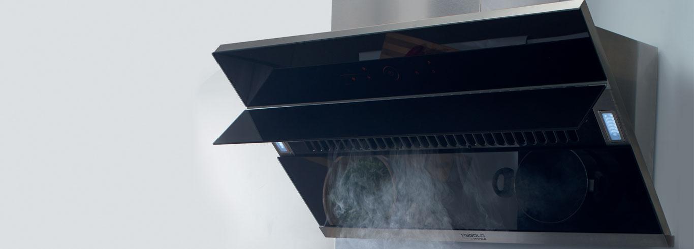 Hafele Teresa 60 Auto Clean Filter Free Chimney Ws