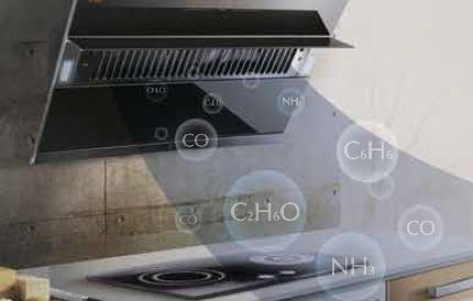 Teresa I90 - Most Advanced Filter Free Hood - WS Hafele Nagold Dealers & Showroom in Bangalore