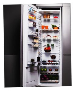 HRF305 305L built in Fridge by Hafele